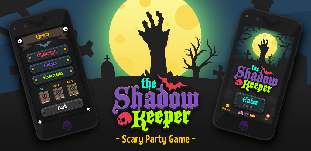 The Shadow Keeper Scary Party