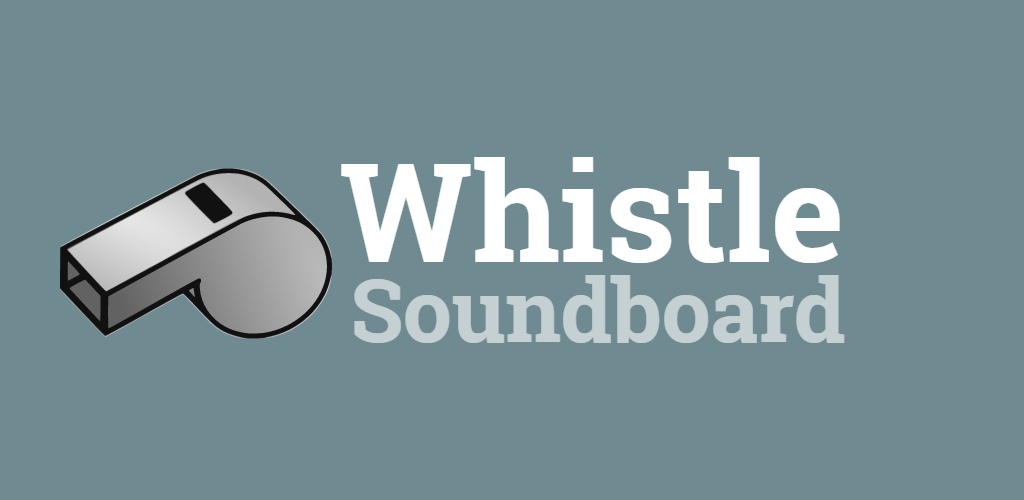 Whistle Soundboard