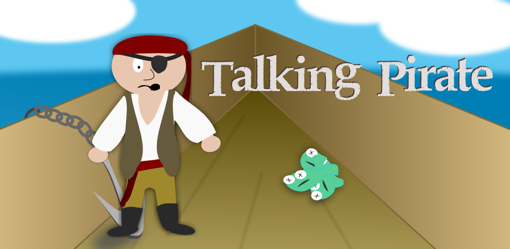 Talking Pirate
