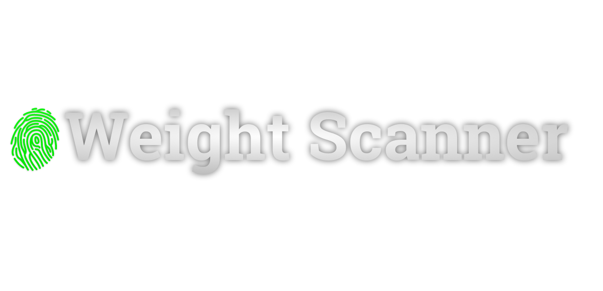 Weight Scanner