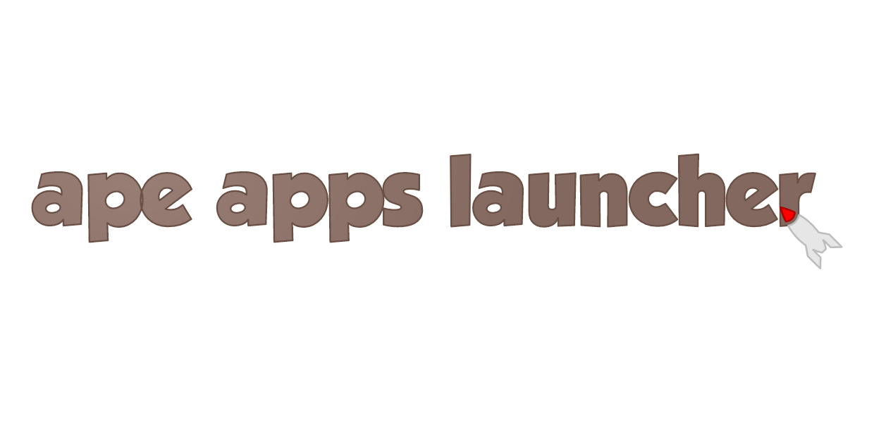Ape Apps Launcher